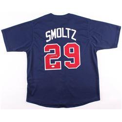 John Smoltz Signed Atlanta Braves Jersey (JSA COA)