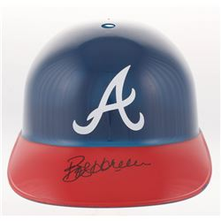 Steve Avery Signed Atlanta Braves Full Size Batting Helmet (JSA COA)