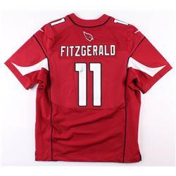 Larry Fitzgerald Signed Arizona Cardinals Nike Jersey (Cardinals COA)