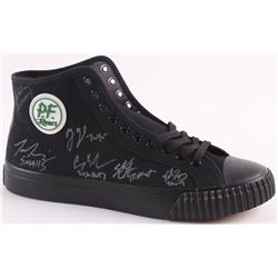 """The Sandlot"" PF Flyers Lifestyle Shoe Signed by (6) with Tom Guiry, Chauncey Leopardi, Marty York,"