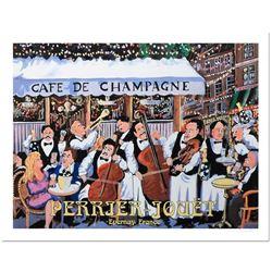 Cafe De Champagne by Buffet, Guy