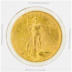 1924 $20 Saint Gauden's Double Eagle Gold Coin