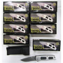 FORST CUTLERY DELTA RANGER LARGE LOCK BACK KNIFE