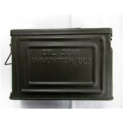 WWII CAL. .301 AMMO CAN