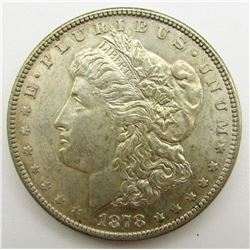 1878-S PROOFLIKE MORGAN DOLLAR BU