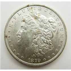1879-O BU MORGAN DOLLAR