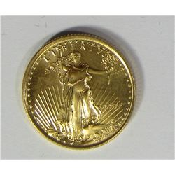 1997 1/10th oz GOLD AMERICAN EAGLE
