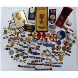 HUGE SOLDIER LOT SPANNING WWI-WWII-KOREAN WAR ALL