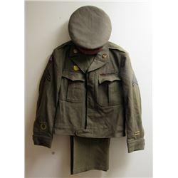 WWII US ARMY DRESS UNIFORM.