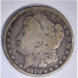 1879-CC MORGAN DOLLAR GOOD KEY DATE