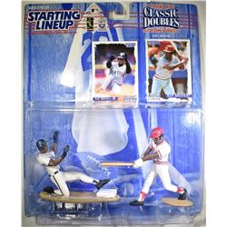 1988 STARTING LINE UP: KEN GRIFFEY
