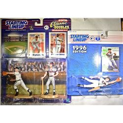 1996  & 2000 STARTING LINE UP: CAL RIPKEN