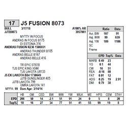 J5 FUSION 8073