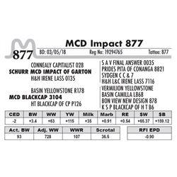877 - MCD Impact 877