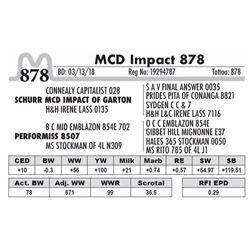 878 - MCD Impact 878