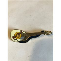 Hard Rock Cafe PARIS Brooch Very Nice Pin
