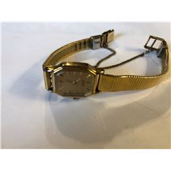 Vintage Ladies SEIKO Watch with Safty Chain needs service