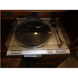 PIONEER PL-S50 QUARTZ DIRECT DRIVE RECORD PLAYER