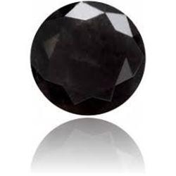 Extremely Rare BLACK DIAMOND .01pt-.02pt Gemstone