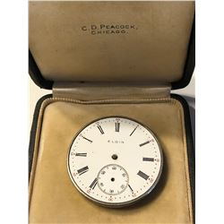 Very Old ELGIN Pocket Watch no Case in Box number 17094911