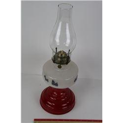 OIL LAMP (SCOTTIE DOG THEME)