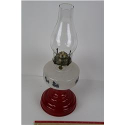 OIL LAMP (SCOTTIE DOG THEME)