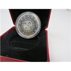 1964 CNDN DOLLAR COIN (SILVER) *COMMEMORATIVE*