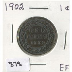 1902 CNDN 1 CENT PC