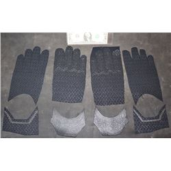BLACK PANTHER 2 AND OR AVENGERS ENDGAME NEW SUIT GLOVES SET A