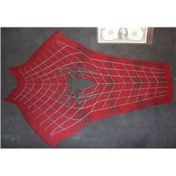 SPIDER-MAN THE AMAZING 3 CHEST PANEL WITH SPIDER GLYPH AND WEBBING 2