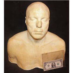 DISPLAY BUST FULL OVERSIZE FOR LARGE MASK RARE FORM OF THIS
