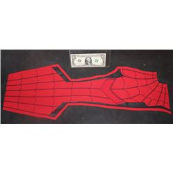 SPIDER-MAN FAR FROM HOME COMPLETE LEFT ARM PANEL WITH GLYPHS 2