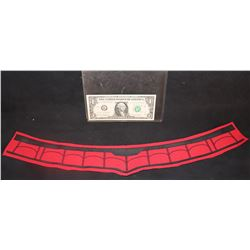 SPIDER-MAN FAR FROM HOME HERO BELT PANEL WITH GLYPHS