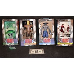 SLEEPY HOLLOW SMASH FORCE FIGURINES IN BOXES COMPLETE SET