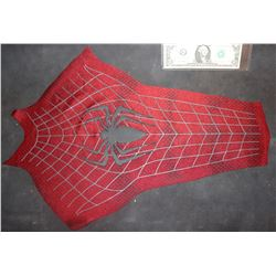 SPIDER-MAN THE AMAZING 3 CHEST PANEL WITH SPIDER GLYPH AND WEBBING 1