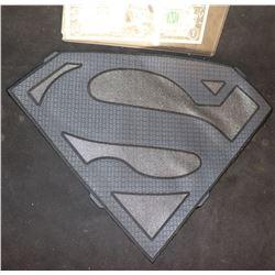 SUPERGIRL SUPERMAN CHEST GLYPH EARLY PROTOTYPE OOAK! 2