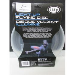 New EastPoint LED Frisbee / glides through air like no other disk available