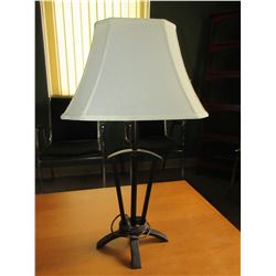 Table Lamp 24 inches tall / no shipping on this item