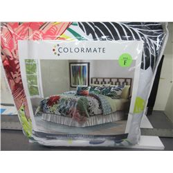 Colormate Full Complete Bed Set