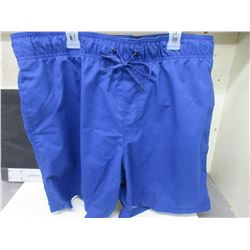 New Pair Men's  Swim Trunks size Large