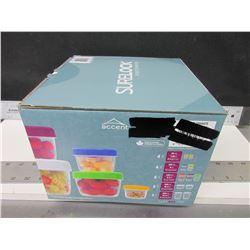 New Surelock Food Storage Set / 36 pieces