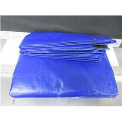 New Heavy Duty 12ft x 16ft Tarp / tight weave for superior strength