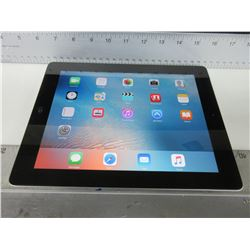 APPLE I-PAD 2 with WIFI comes with charge cord / no cracks excellent