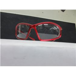 7 New Clear Safety Glasses /  XP-650RDCL