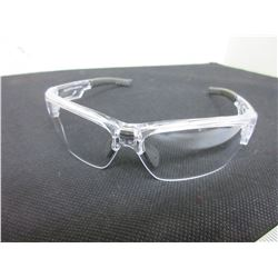 8 New Clear Safety Glasses /  XP-757CRCL