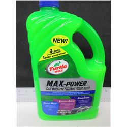 New MAX - Power Car Wash Concentrate 2.95 liters
