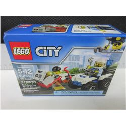 New LEGO City 47 pieces ATV Police Arrest