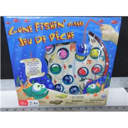 New Gone Fishing Game / 4+