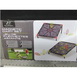 Eastpoint Magnetic Dart Set / 2 Targets and 6 Darts