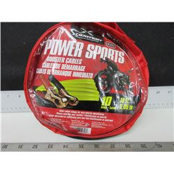 New Power Sports Booster Cables / for ATV/SxS / Sleds and bikes